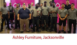Ashley Furniture, Jacksonville