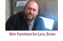 Mor Furniture for Less, Boise