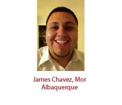 James Chavez, Mor