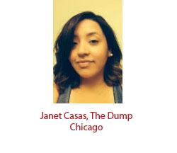 Janet Casas, The Dump