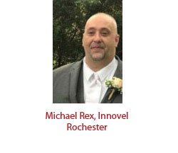 Michael Rex, Innovel